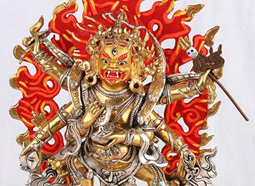 Buddhistische Ritualgegenstände