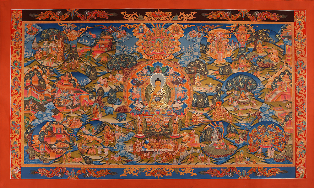 Thangka Reproduktion